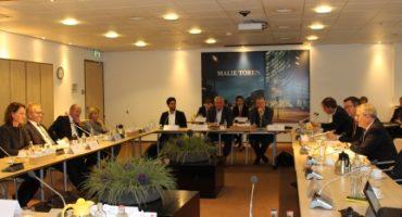 Leden Nederland ICT spreken met Amerikaanse onderminister van handel