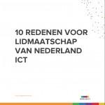 10 redenen voor lidmaatschap Nederland ICT