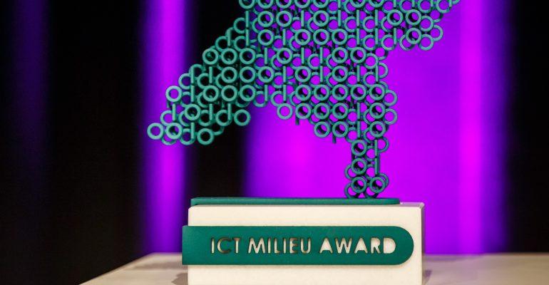 Innovatieve en duurzame ICT-toepassing? Nomineer hem voor de ICT Milieu Award