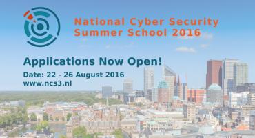 Eerste Cybersecurity Summer School deze zomer van start