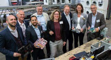 ICT Milieu ziet kansen bij Wecycle Service Center