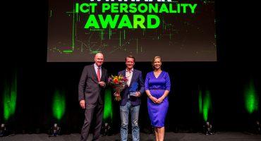 Daniël Ropers uitgeroepen tot ICT Personality 2016