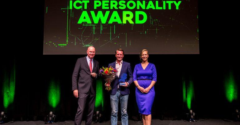 Daniel Ropers uitgeroepen tot ICT Personality 2016