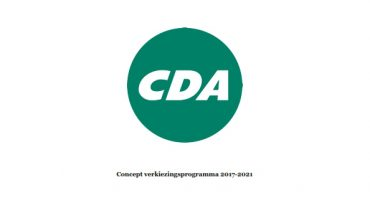 Hoe digitaal is het programma van het CDA?