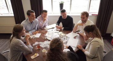 ICT-toepassingen die bijdragen aan de energietransitie: Young ICT Professionals gingen de uitdaging aan!
