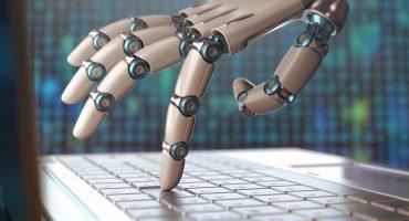 Column Lotte de Bruijn: 'Robot aan het roer?'