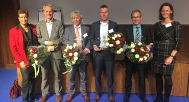 iBestuur Prijs voor Goed opdrachtgeverschap uitgereikt aan Rijkswaterstaat, RDW en de Belastingdienst