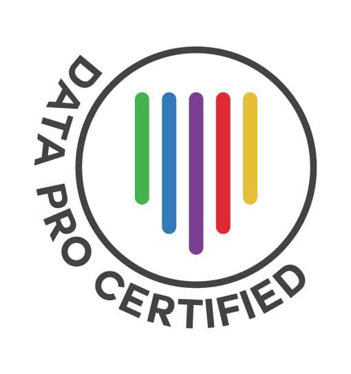 Data Pro Certificate logo