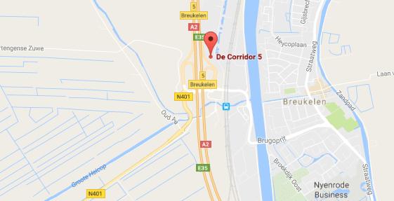 Kantoor NL ICT op de kaart