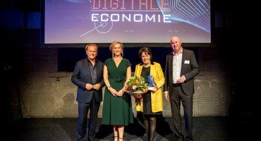 Manon van Beek is uitgeroepen tot ICT Personality 2018