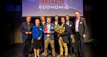 Pacmed wint Digital Impact Award 2018