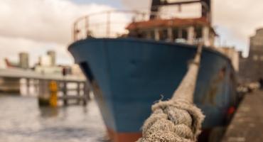 Column Lotte de Bruijn: 'Wal en schip'